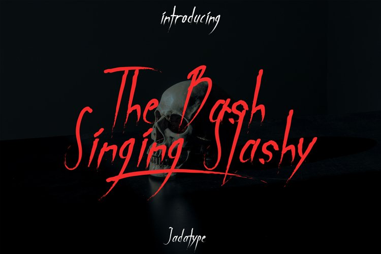 The Bash Singing Slashy example image 1
