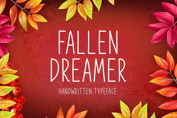 Fallen Dreamer example image 1