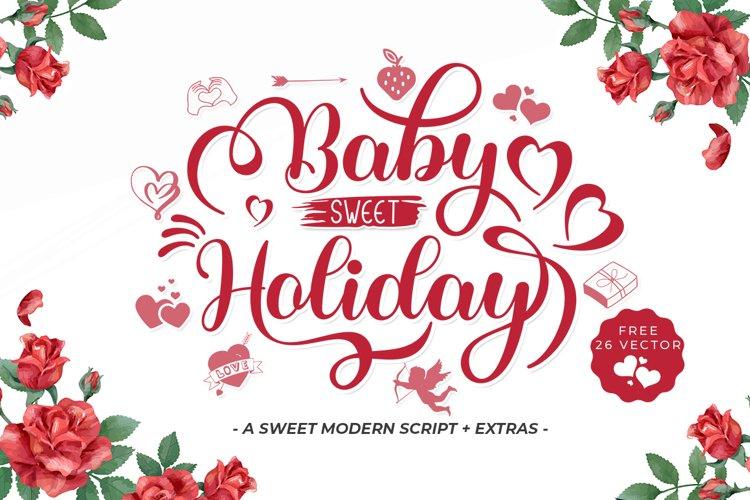 Baby Sweet Holliday example image 1