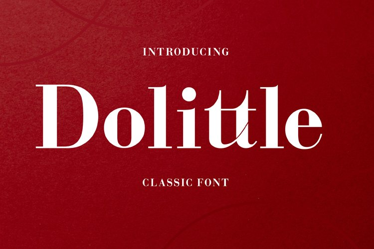Dolittle example image 1