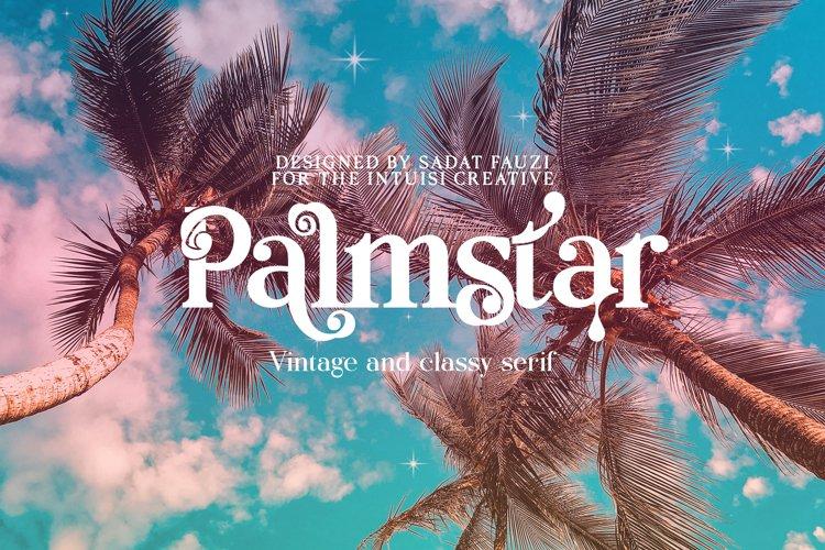 Palmstar example image 1