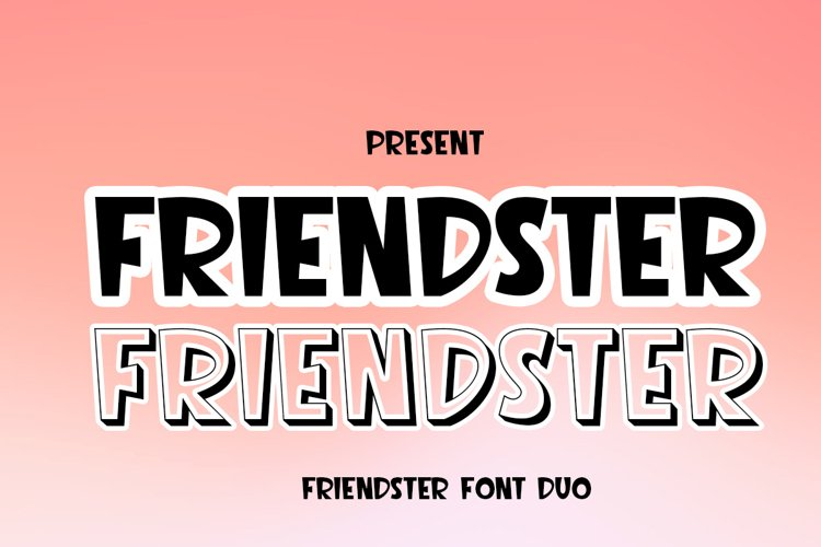Friendster example image 1