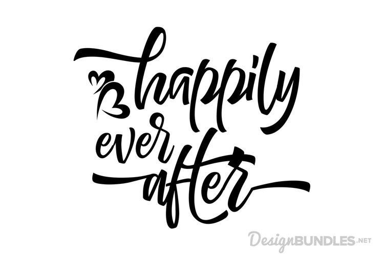 Happily Ever After example
