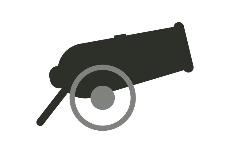 Cannon icon example image 1