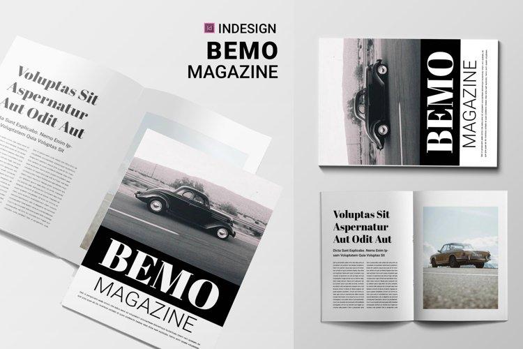 Bemo | Magazine example image 1