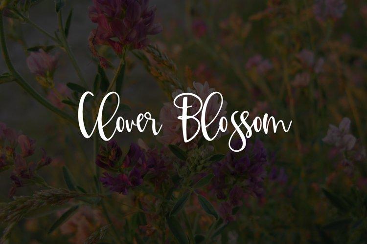 Clover Blossom example image 1
