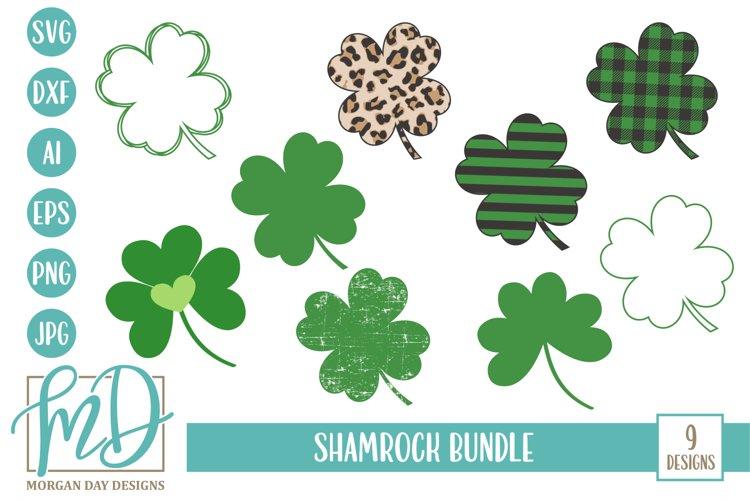 Shamrock - St Patricks Day Bundle SVG