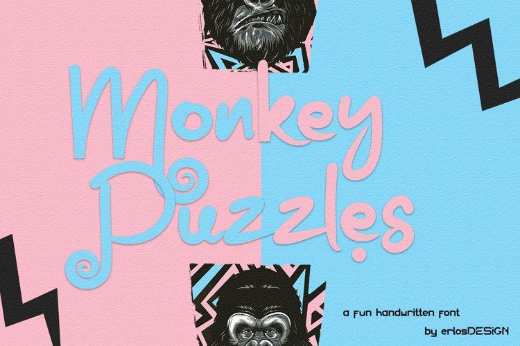 Monkey Puzzles example image 1