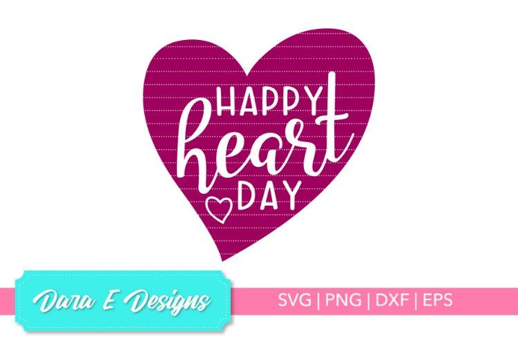 Valentine SVG | Valentine's Day SVG | Heart SVG example image 1