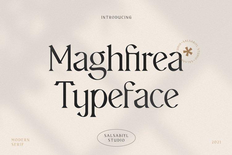 Maghfirea