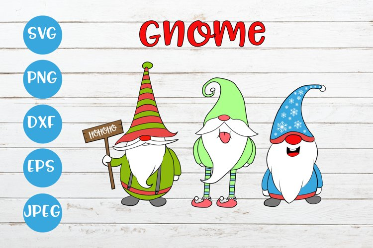 Gnome Svg   Cut Files example image 1