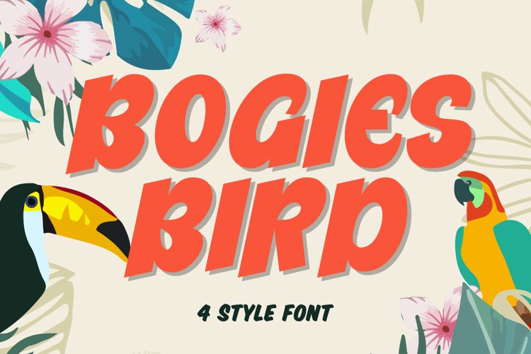 Bogies Bird example image 1
