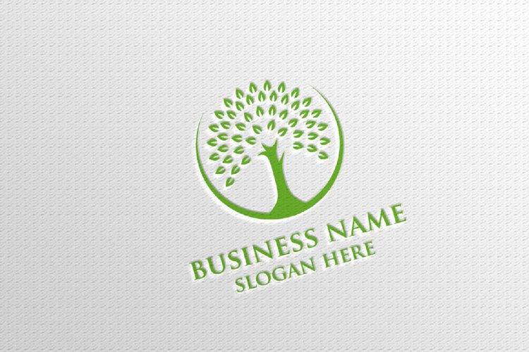 Oak Tree logo 4