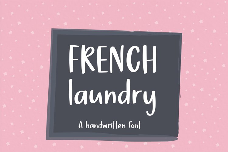 French Laundry example image 1