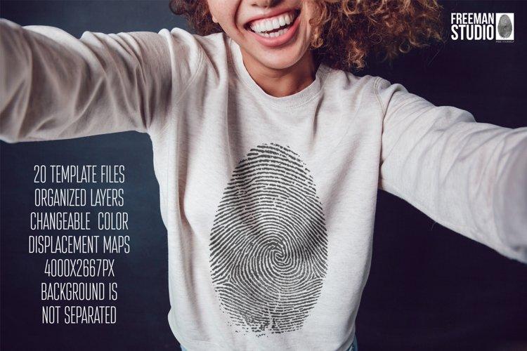 Sweatshirt Mock-Up Vol.8 2017