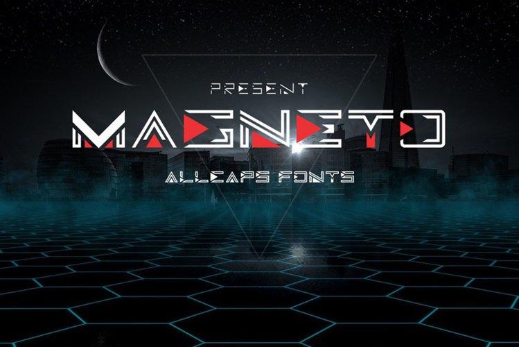 Magneto example image 1