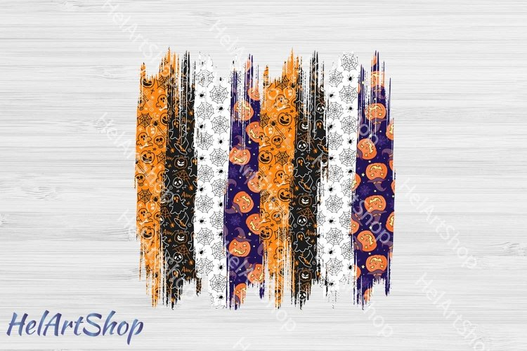 Halloween Brush Strokes Png example image 1