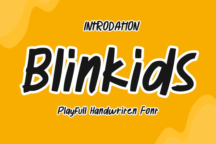 Blinkinds example image 1