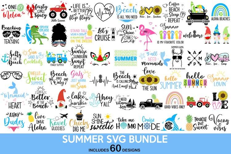 summer svg bundle, beach svg