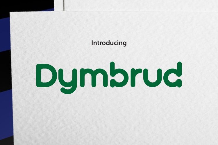 Dymbrud example image 1