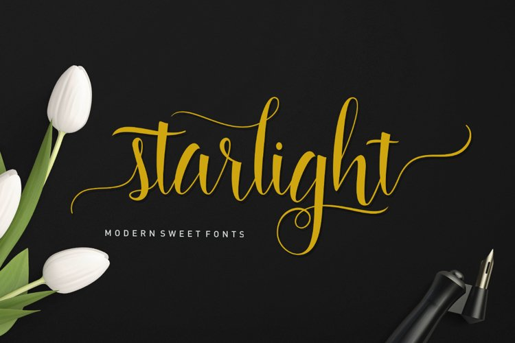 Starlight Script example image 1