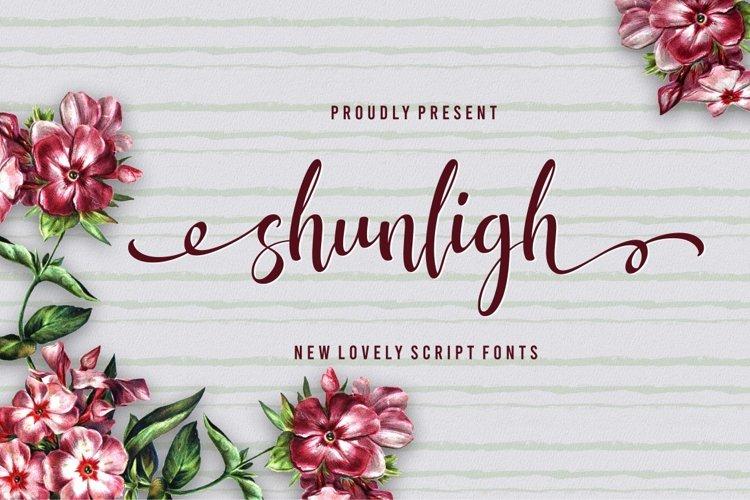 shunligh example image 1