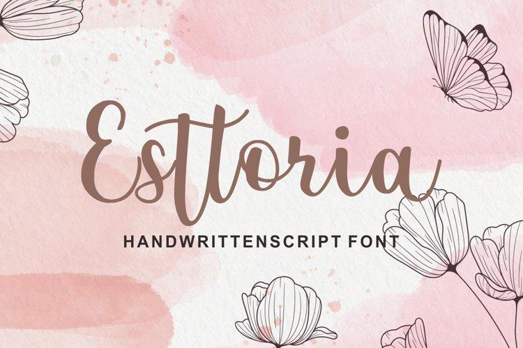 Esttoria example image 1