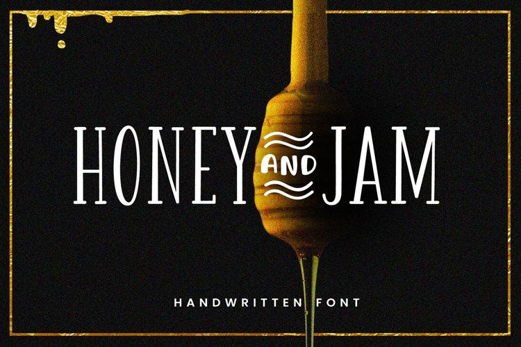Honey and Jam example image 1