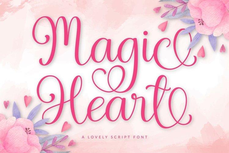 Magic Heart example image 1