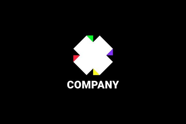 Letter X Bold Logo