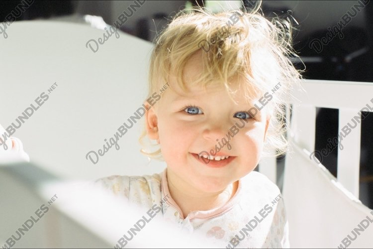 A sunny baby smile example image 1