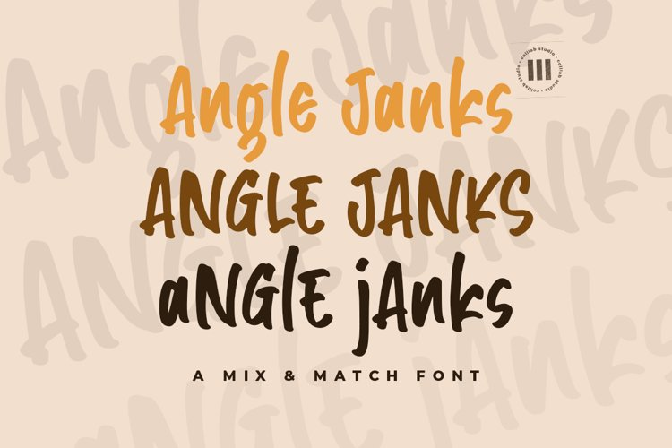 Angle Janks example image 1