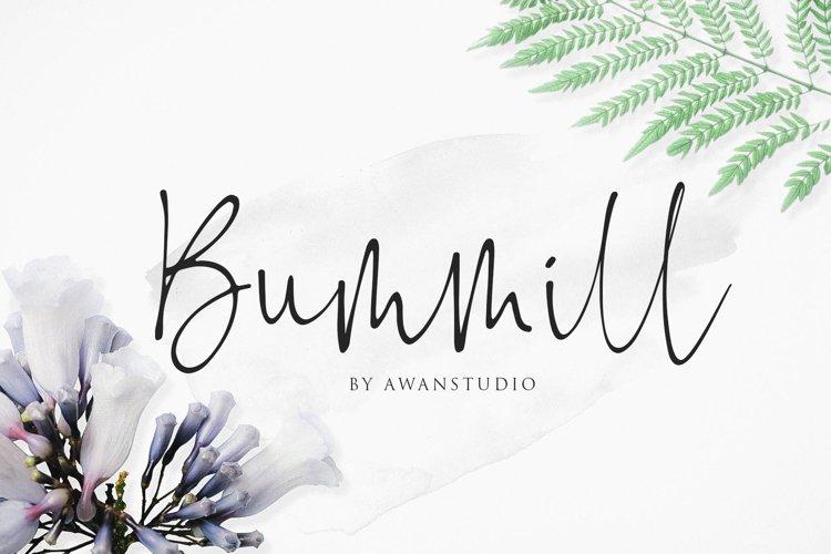 Bummil example image 1
