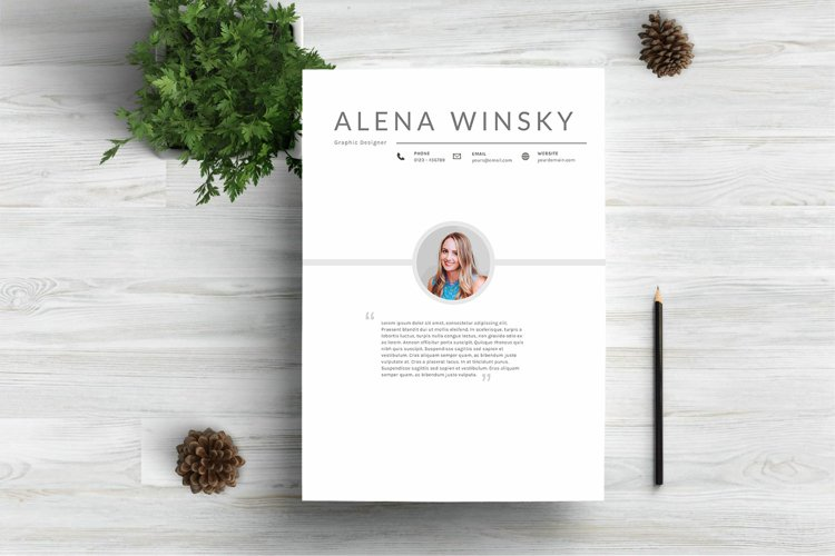 Modern Creative Resume Template Google Docs Resume Pages