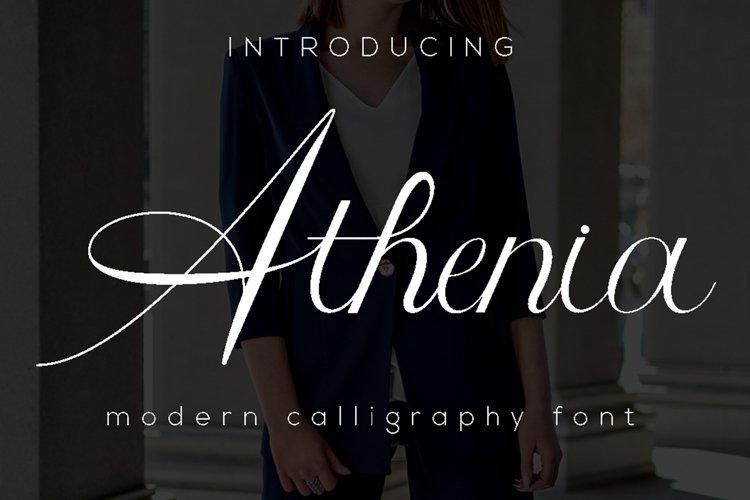 Athenia example image 1