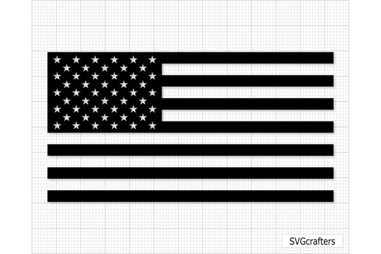 American flag svg, 4th of july svg, us flag svg example image 1