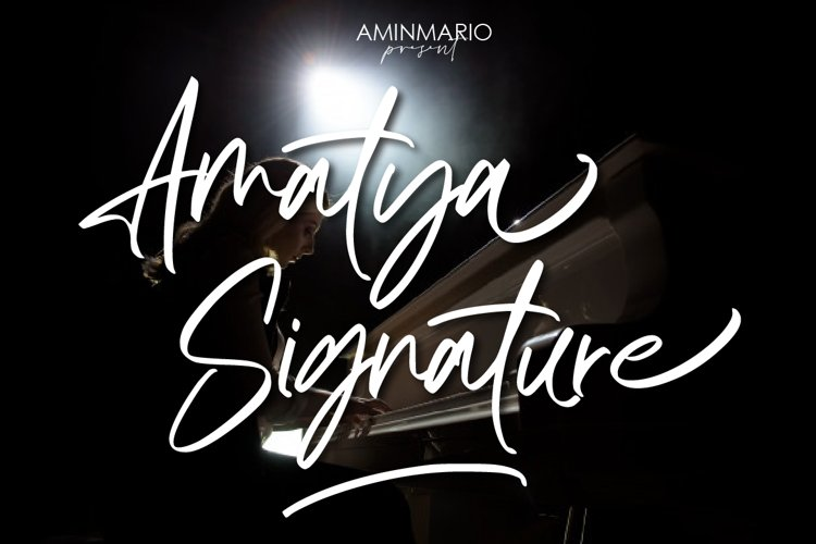Amatya Signature example image 1
