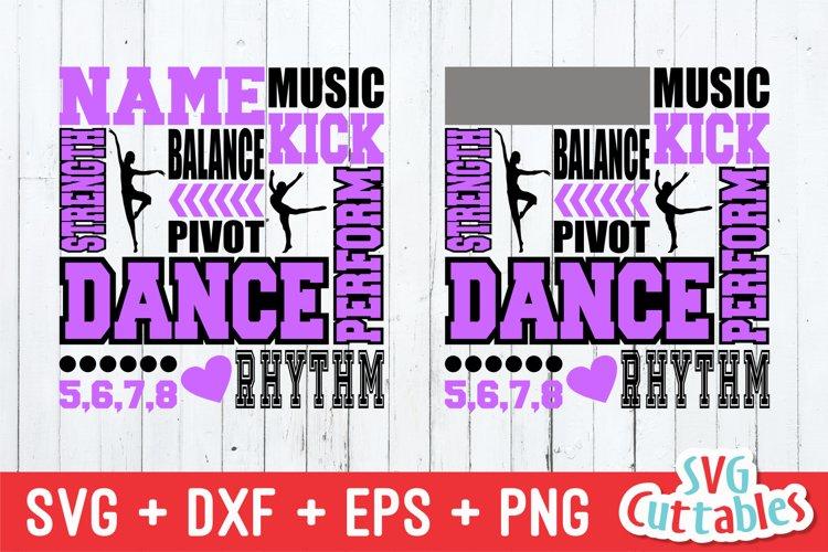 Dance SVG | Dance Subway Art | Shirt Design