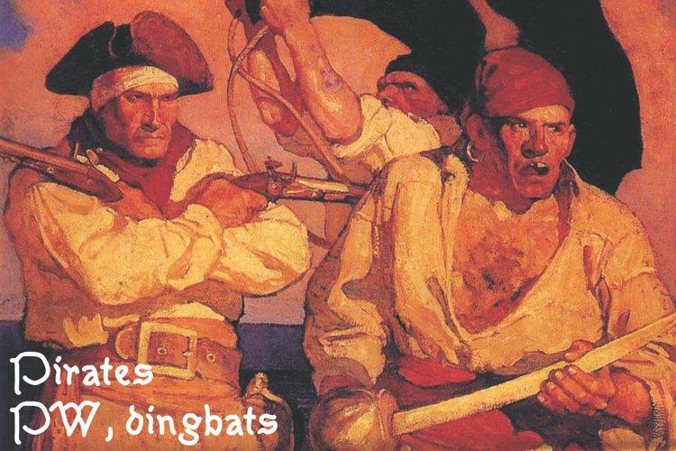 Pirates PW example image 1