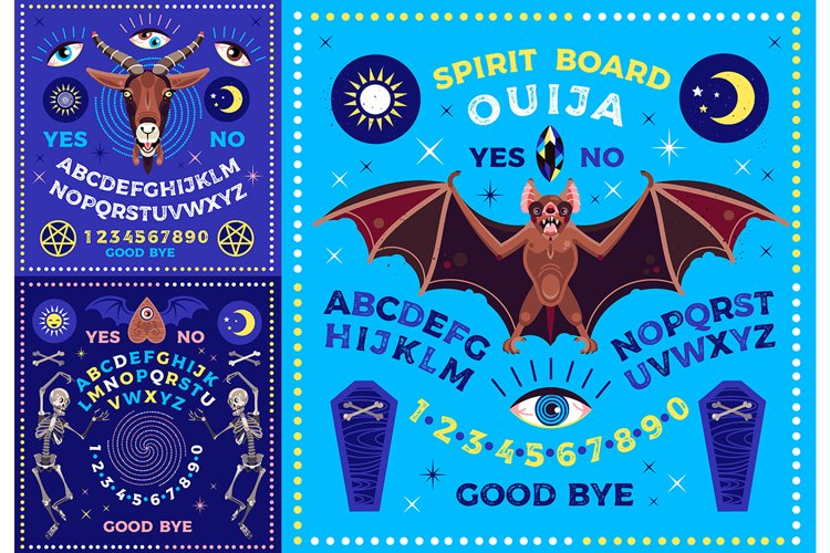 Ouija Boards Collection #4 example image 1