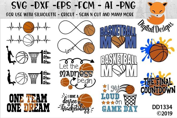 Basketball Lover SVG Bundle