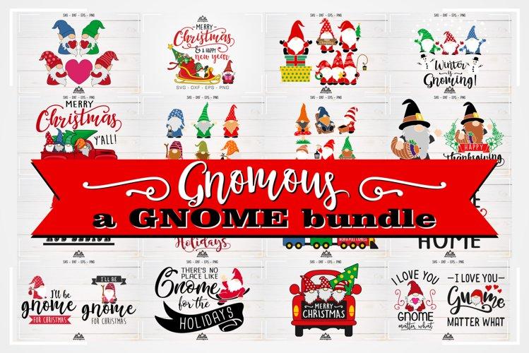 Gnomous a GNOME Bundle Svg Design example image 1