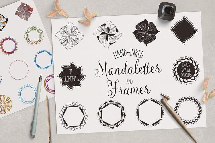 Mini Mandalas & Frames