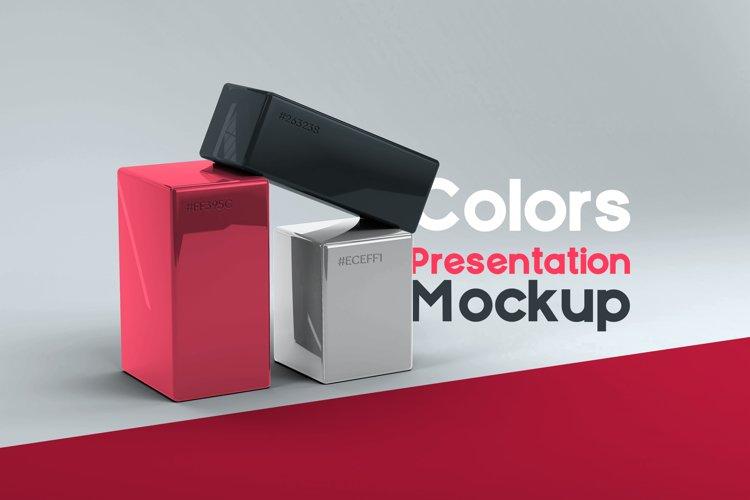 Color Presentation Kit