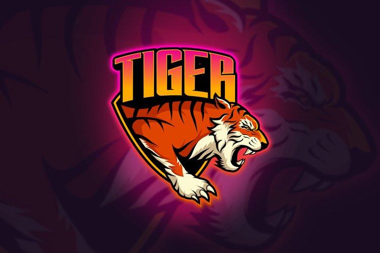 Tiger - Mascot & Esport Logo