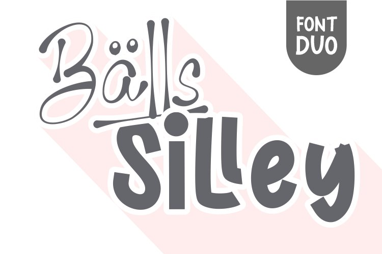 Balls Silley example image 1