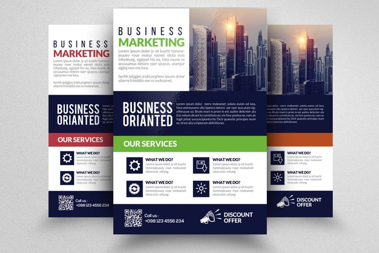 Business Marketing Flyer example image 1
