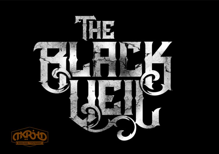 The Black Veil Family example image 1