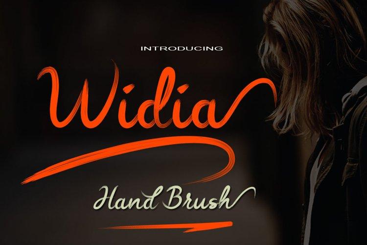 Widia Hand Brush example image 1