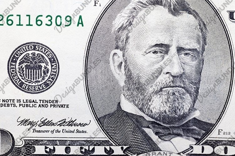 old fifty genuine cash dollars example image 1